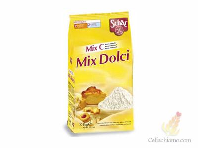 Mix C Schar - Mix per Dolci